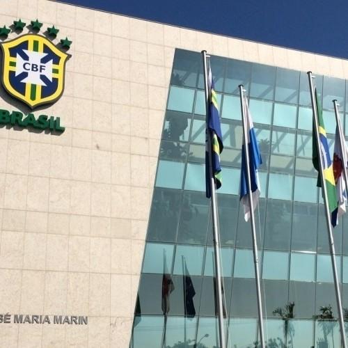 CBF divulga guia médico e prevê cinco fases no retorno do futebol