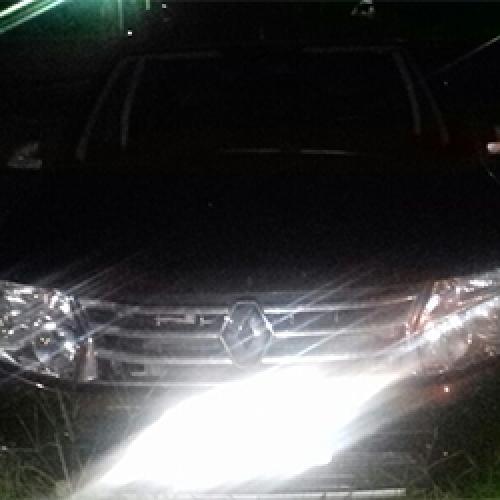 PRF prende estelionatário com licença de veículo irregular e R$ 3.500 no Piauí
