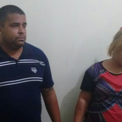 Polícia Militar prende em Jaicós casal suspeito de aplicar golpes em Paulistana