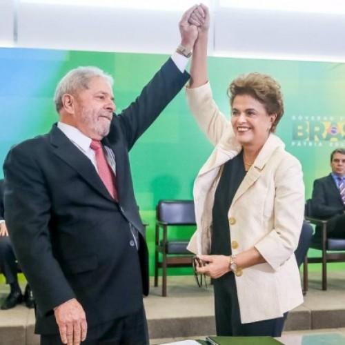 Governo apresenta recurso contra suspensão de posse de Lula