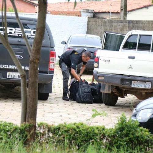 Operação cumpre 37 mandados de prisão contra suspeitos de fraudar concurso do Tribunal de Justiça do Piauí