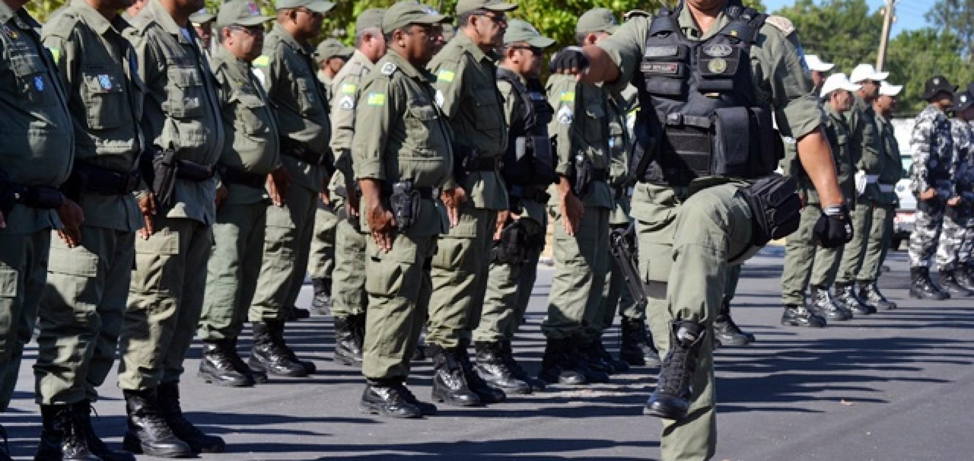 Com plano emergencial, Piauí terá 400 novos policiais