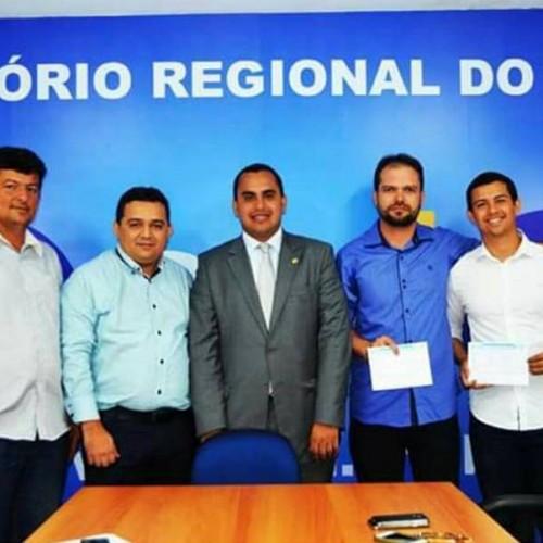 PSD lança pré-candidato a prefeito em Fronteiras