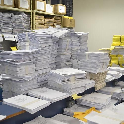 Processos em papel devem ser extintos neste ano