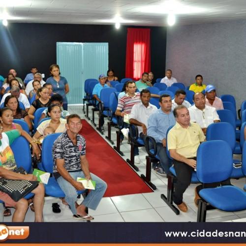 Projeto Viva o Semiárido é lançado em Jaicós e vai beneficiar produtores agrícola