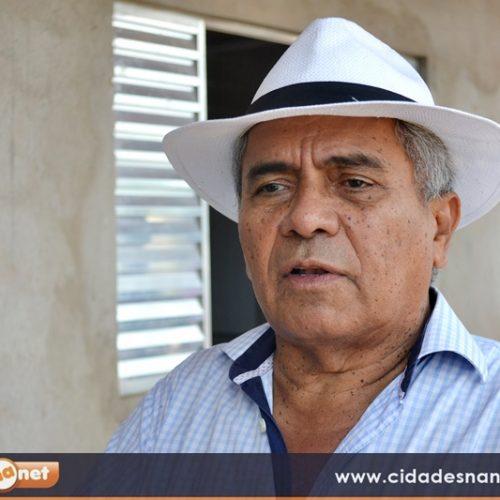 Secretário de Obras fala sobre a polêmica de lavar avenida em Jaicós