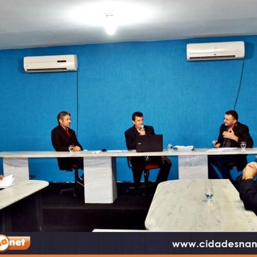 PADRE MARCOS | Câmara aprova reajuste salarial dos vereadores