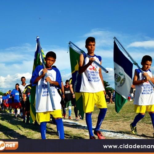 Copa Galo 2016 é iniciada em Jaicós