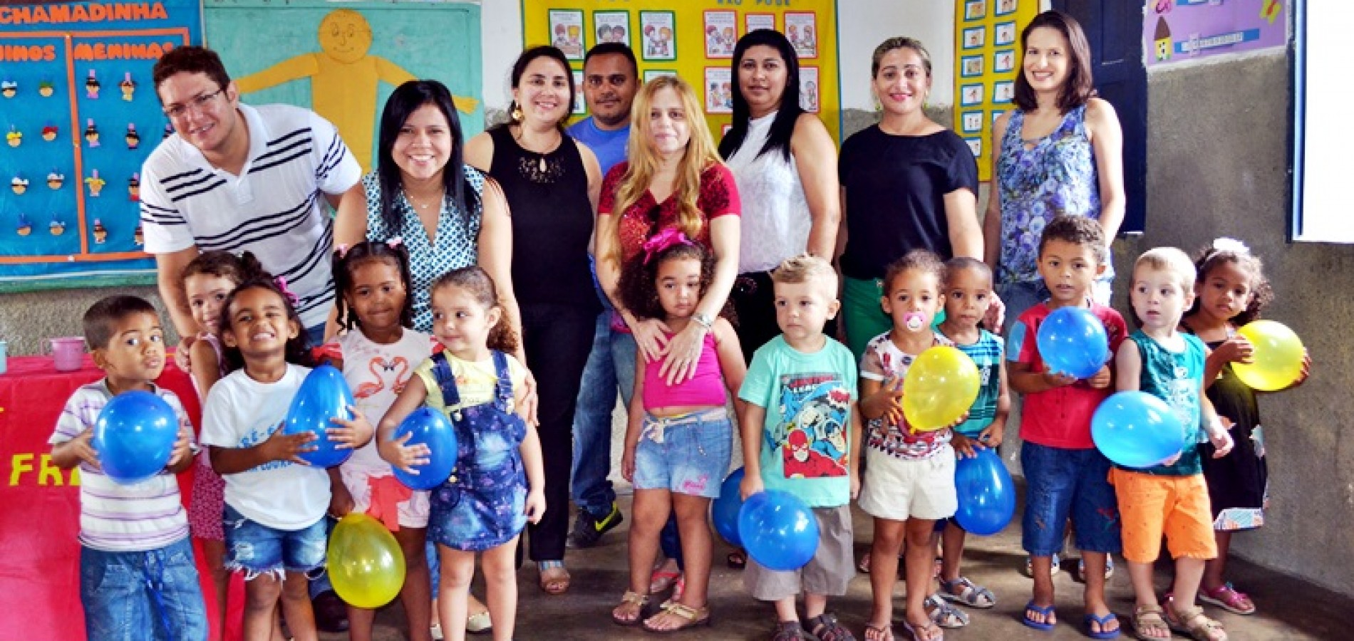JAICÓS | NASF e PSE desenvolvem ações em saúde para alunos da rede municipal de ensino