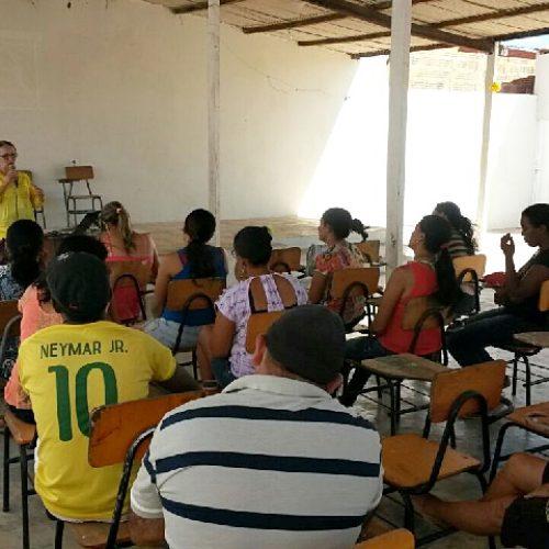 CAMPO GRANDE | Assistência Social realiza palestra sobre o relacionamento de pais e filhos