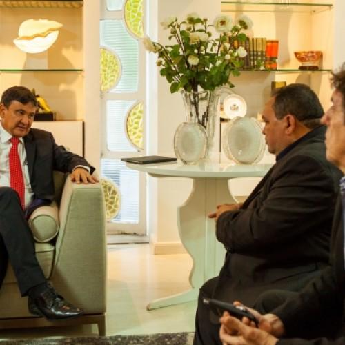 Governador apoia instalação de delegacia da Polícia Federal em Picos