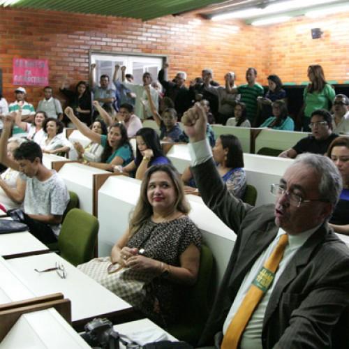 Comunicadores do Piauí lançam manifesto contra impeachment de Dilma