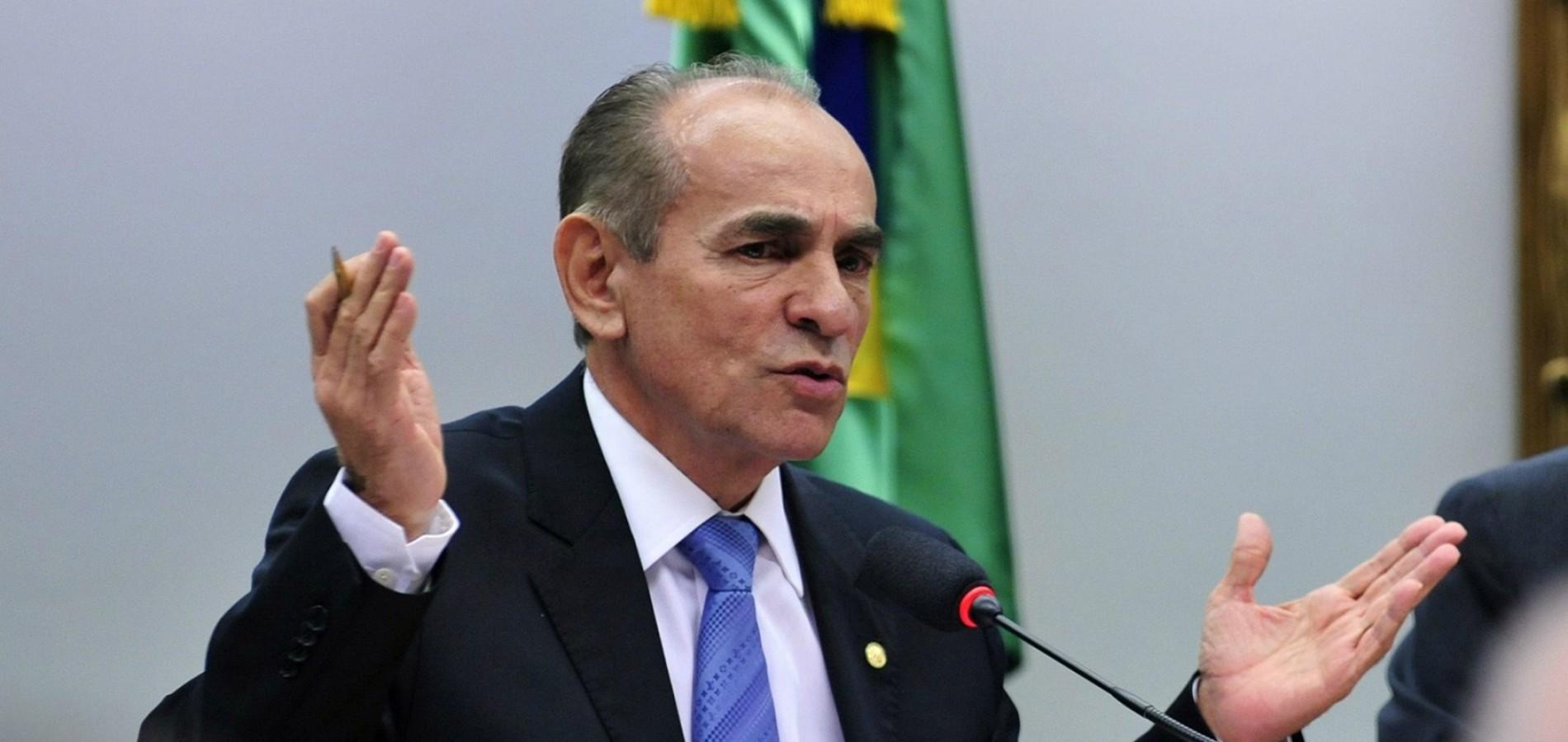 Marcelo Castro descarta unificação das eleições e diz que nova PEC acaba com vice