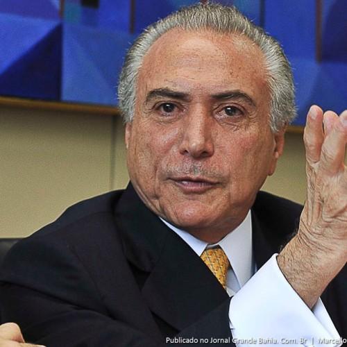Presidente Michel Temer veta criação de 14 mil cargos e gratificações