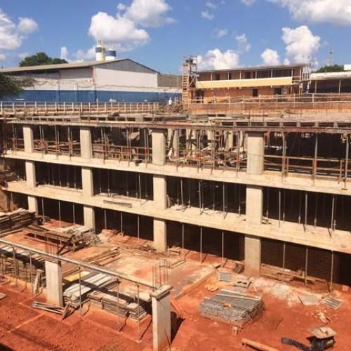 Construção civil retoma atividades na próxima terça-feira, dia 7 de julho