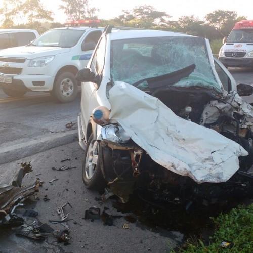 Policial do Piauí, esposa e filho morrem em colisão na BR-020