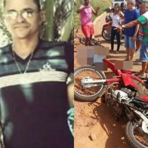 Motoqueiro morre em colisão com poste em Picos