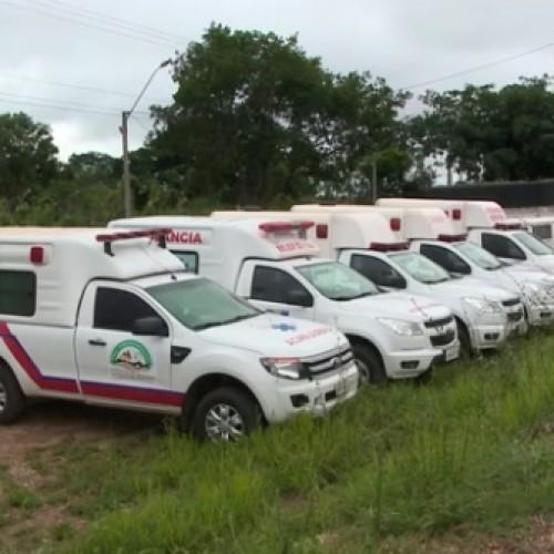 No Piauí, ambulância é flagrada ao transportar 10 pessoas