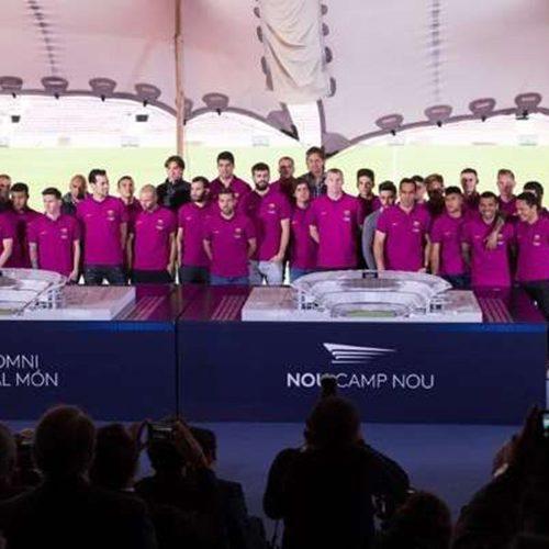 Barcelona promete 'melhor estádio do mundo'; veja com será o Novo Camp Nou