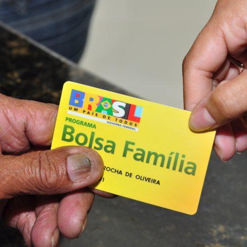 Dos 57 mil, apenas 27% fizeram acompanhamento do Bolsa Família