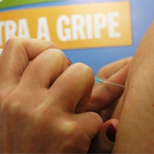 Campanha de vacinação contra a gripe se intensifica no município de Vila Nova