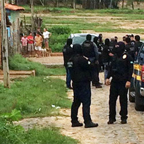 Polícia Civil deflagra operações contra o tráfico em quatro cidades do interior do Piauí