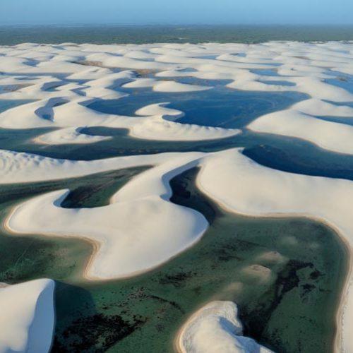 Delta do Parnaíba e Lençóis entre os lugares mais belos do Brasil
