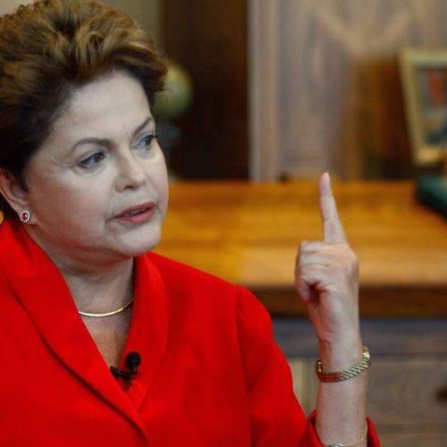 Dilma faz consultas sobre antecipar de eleições para presidente