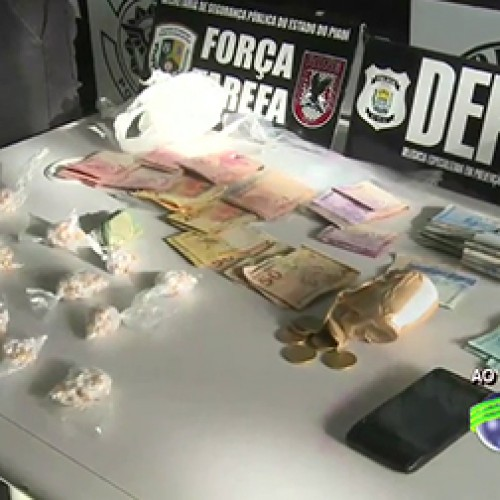 Polícia prende sete mulheres acusadas de tráfico de drogas; todas de uma mesma família