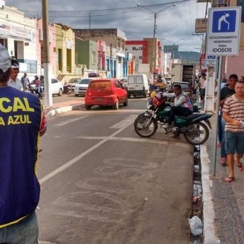 PICOS   Motorista que desobedecer à Zona Azul será multado