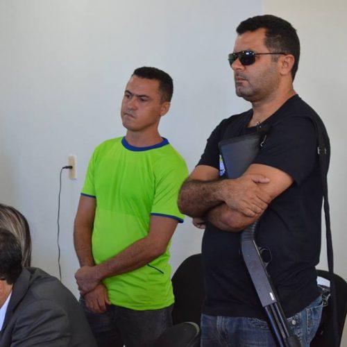 Tribunal do Júri condena réu a 39 anos de prisão por morte de Emídio Reis