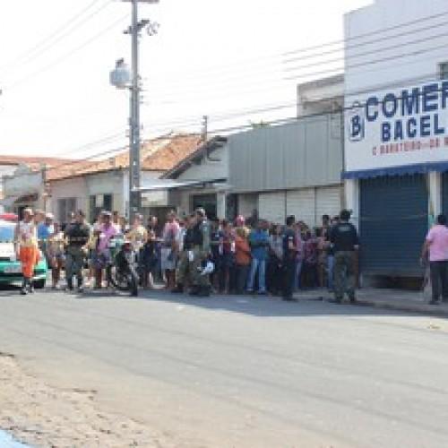 Trio é preso por suspeita de autoria de disparos que mataram jovem no Piauí