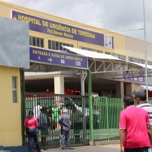 Menino picado por cascavel fica 12h à espera de UTI em hospital do Piauí