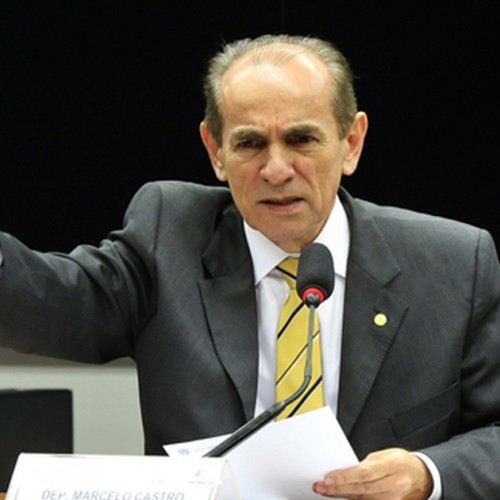 Marcelo Castro não concorda com prorrogação de mandatos