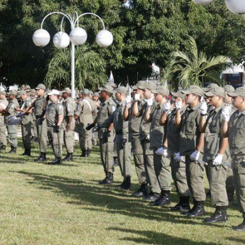 PM descentraliza e cria cinco comandos de policiamento na capital e interior