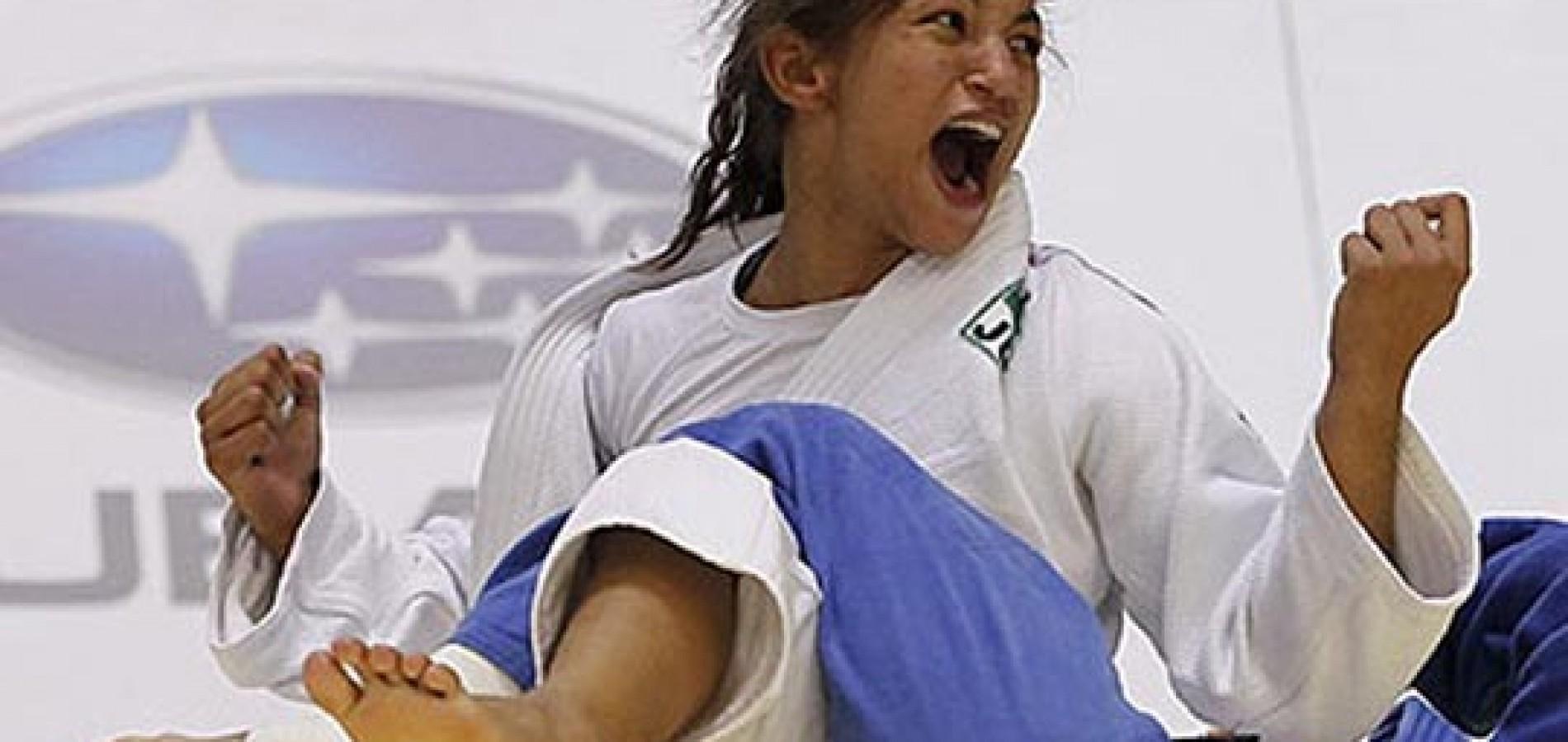 Piauiense Sarah Menezes é convocada para os Jogos Olímpicos