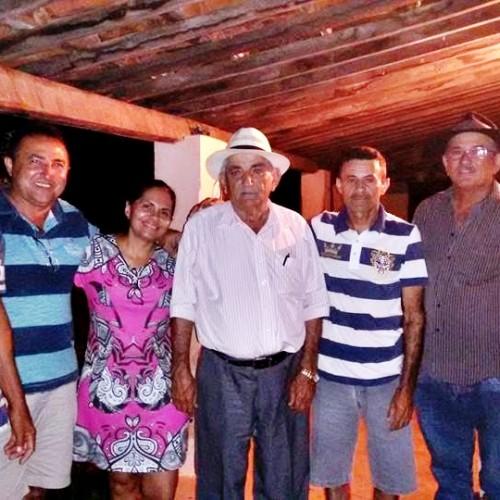 Ex-prefeito Sílvio manifesta apoio a Agenilson em Patos do Piauí