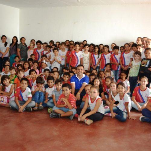 ALEGRETE DO PIAUÍ | Conselho Tutelar lança campanha em alusão ao dia 18 de Maio com palestras nas escolas; Veja Fotos