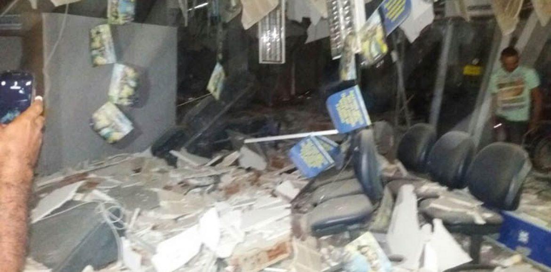 Pré-candidato a vereador é um dos 5 presos suspeitos de explodir banco no Piauí