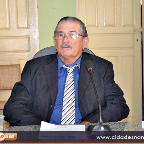 PATOS | Vereador Saulino fala sobre a construção da sede própria da Câmara Municipal; 'Já iniciamos', disse