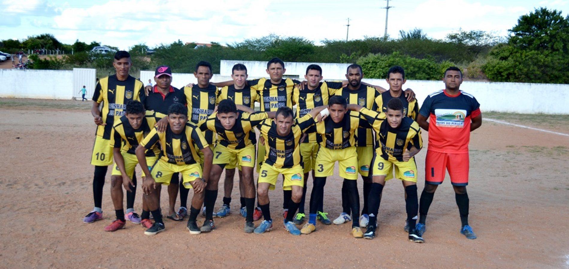 Penharol é campeão e leva o título de melhor time de Patos do Piauí