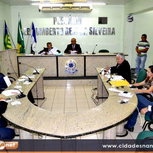 JAICÓS   Câmara aprova projetos denominando ruas e homenageia personalidades