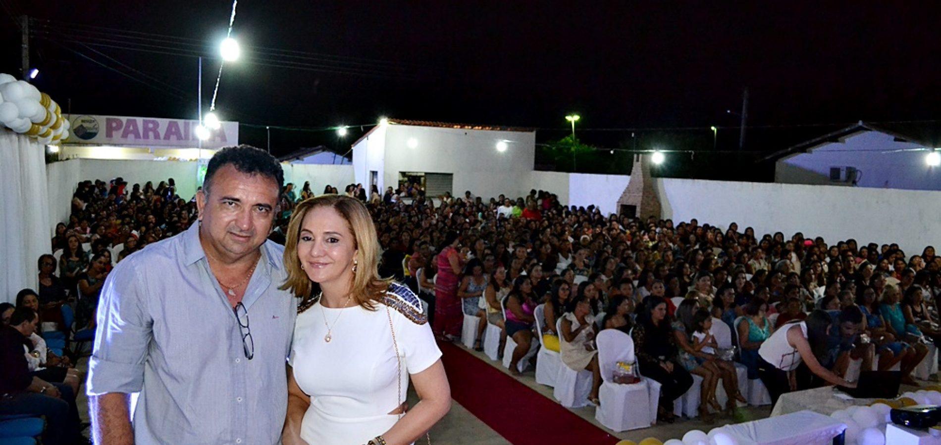 Confira fotos da festa em homenagem ao Dia das Mães em Campo Grande do PI