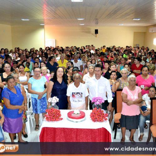 Mães são homenageadas em Caldeirão Grande do Piauí; veja fotos