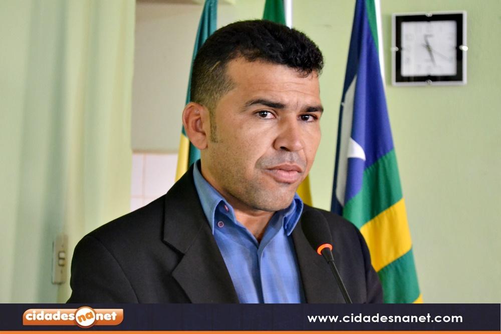 Vereador José Wilson Vieira da Silva