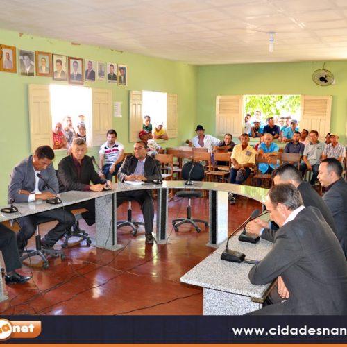 Vereadores discursam na sessão da Câmara Municipal de Patos; veja o resumo