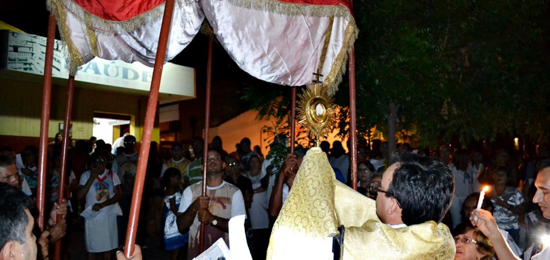 JAICÓS | Paróquia divulga programação para celebração de Corpus Christi