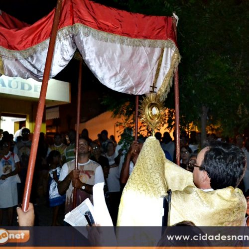 JAICÓS   Paróquia divulga programação para celebração de Corpus Christi