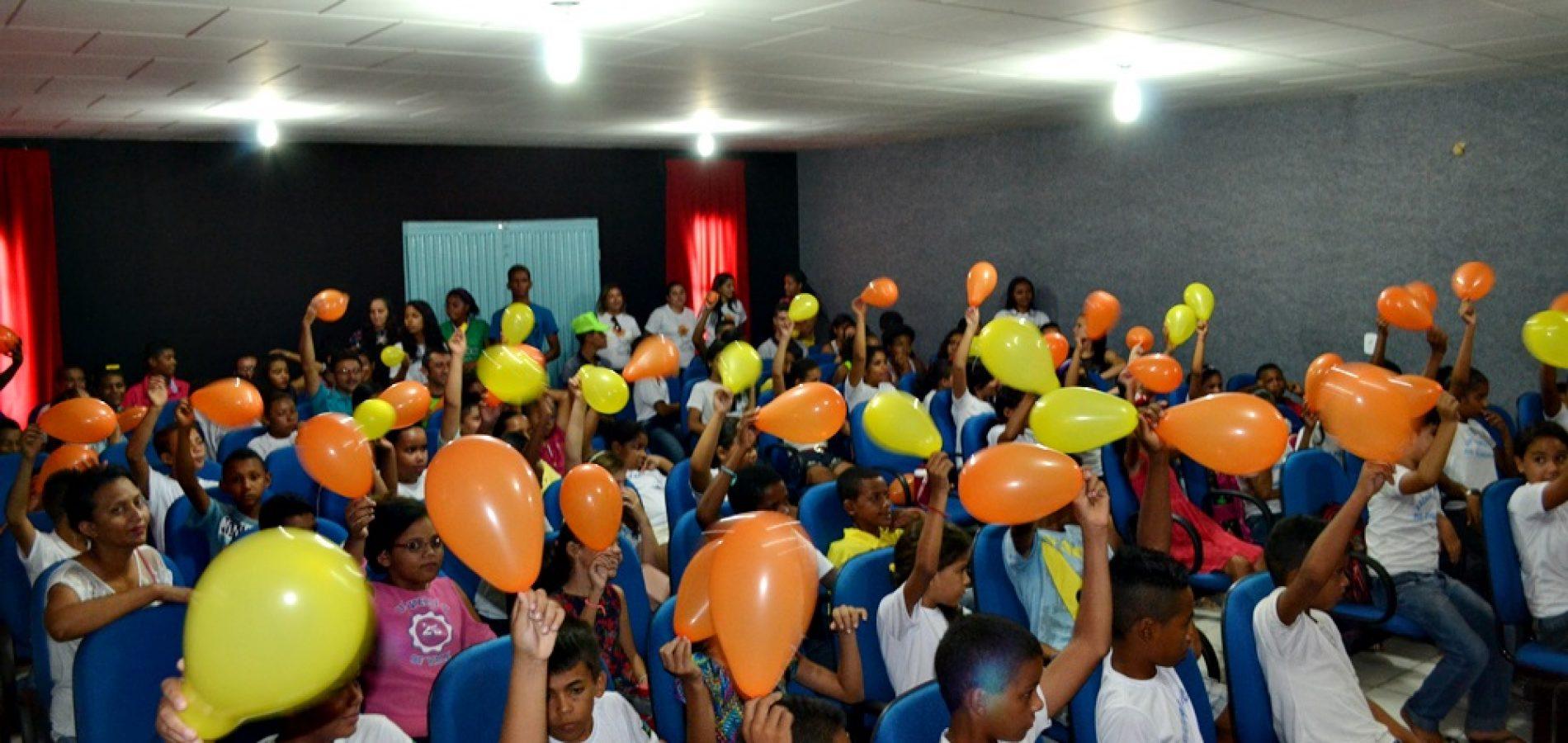 Jaicós realiza ações de combate ao abuso e à exploração sexual de crianças e adolescentes