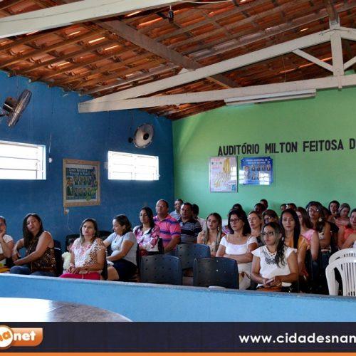 Educação de Massapê do Piauí  realiza o II Encontro Pedagógico; fotos